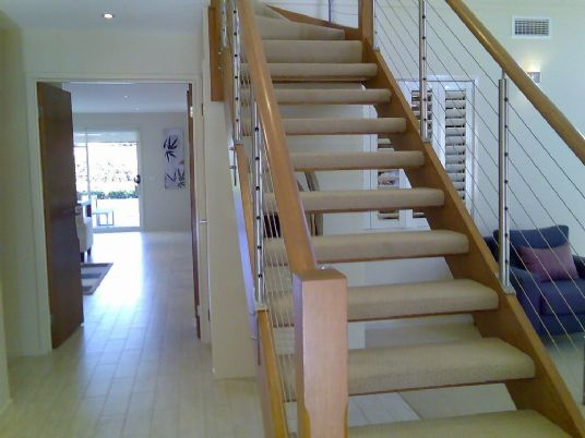 Feng Shui Serenity tip - staircase